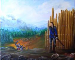 Der Krieger by ElvensDay