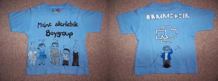 Rammstein-Shirt by ElvensDay