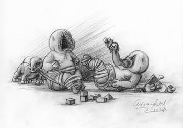 Silent Hill Kindergarden 2 by ElvensDay
