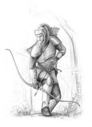 Archer by ElvensDay