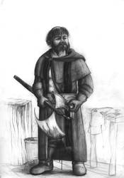 kleriker by ElvensDay