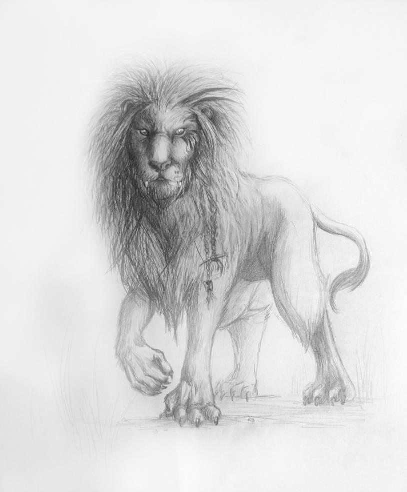 Lion by ElvensDay