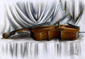 Cello by ElvensDay