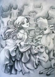 Trollfrau by ElvensDay