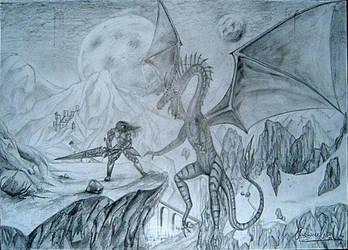 Drachentoeter by ElvensDay