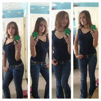 Hope u don't mind but, more of me ^-^ by danceNsing24