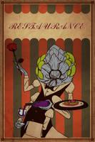 waiter abathur by ab7772