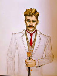 victorian man by ab7772