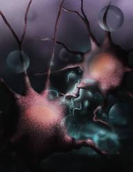Neural Progenitor Cells - In Vivo! by Kosumonauto
