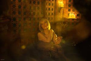 Keira Metz nude. Witcher 3. (5 frame) by Lyumos