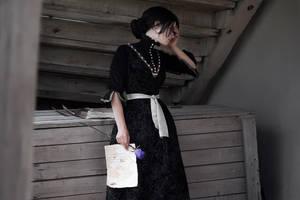 Witcher 3  cosplay. Iris von everec  (frame 11) by Lyumos