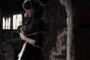 Witcher 3  cosplay. Iris von everec  (frame 16) by Lyumos