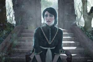 Iris story WITCHER 3 COSPLAY (frame 2) by Lyumos