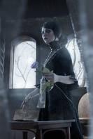 Iris story WITCHER 3 COSPLAY (frame 4) by Lyumos