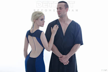 Detroit: Become Human cosplay by Lyumos