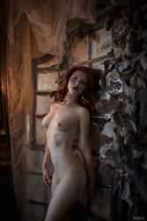 Triss Merigild Witcher (14) by Lyumos