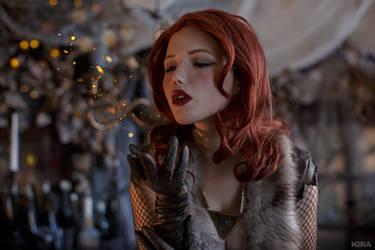 Triss Merigild Witcher (20) by Lyumos