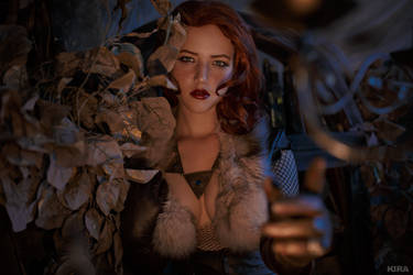 Triss Merigild Witcher (24) by Lyumos