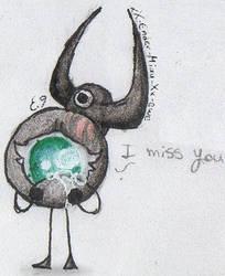 .: I Miss You :. by xX-Emiseraly-Niau-Xx