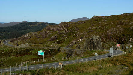 The Ring of Kerry by Zorronator