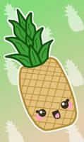 Pineapple by Petalwhisker