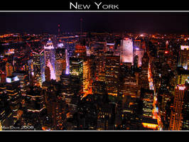 New York by mad1dave