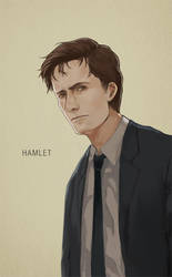 Hamlet by osmosis8