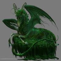 Green by Lenika86