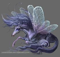 Chameleon by Lenika86