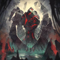 Cover Album - Monolith by SkavenZverov