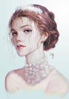 Portrait Study #2 by unbrokendoll