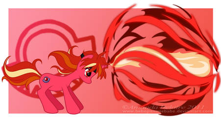 Mad Little Pony - Lina Inverse by ImmortalTanuki