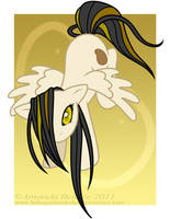 Mad Little Pony - GlaDOS by ImmortalTanuki