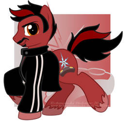 Mad Little Pony - Angry Joe by ImmortalTanuki