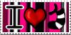 I Love Sock-N-Socks Support Stamp by AskSock-N-Socks