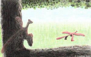 Microraptor gui by Agahnim