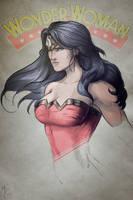 Wonder Woman by NicoFari