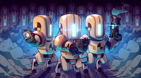 Bots Update for Gunsn'Boxes by NicoFari