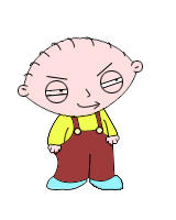 Stewie from Family Guy by higino
