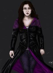 Ariel Faye - Vampire Girl by EternalGril17