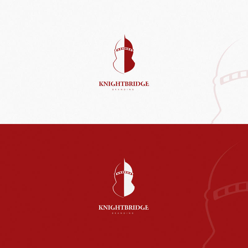 KnightBridge Branding Logotype by Bobbyperux