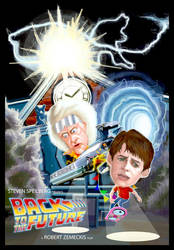 Back to the future by Luglio