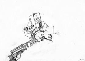 a rifle surprise by aiculedssul