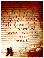 another brick in the wall by aiculedssul