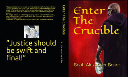 Template Layout For Part One The Crucible Cover by ragesevenqb