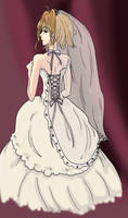 Ch68 Wedding Dress, by Wishluv and Selenity Shiroi by NewTrials