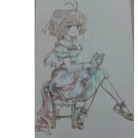 Princess Sakura, by shiyaechan by NewTrials