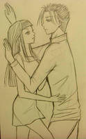 Kai and Meilin, by Wishluv by NewTrials