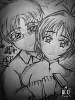 Older Sakura and Syaoran by Rigor Baybayon by NewTrials