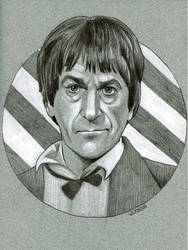 The 2nd Doctor from Doctor Who by sarahwilkinson